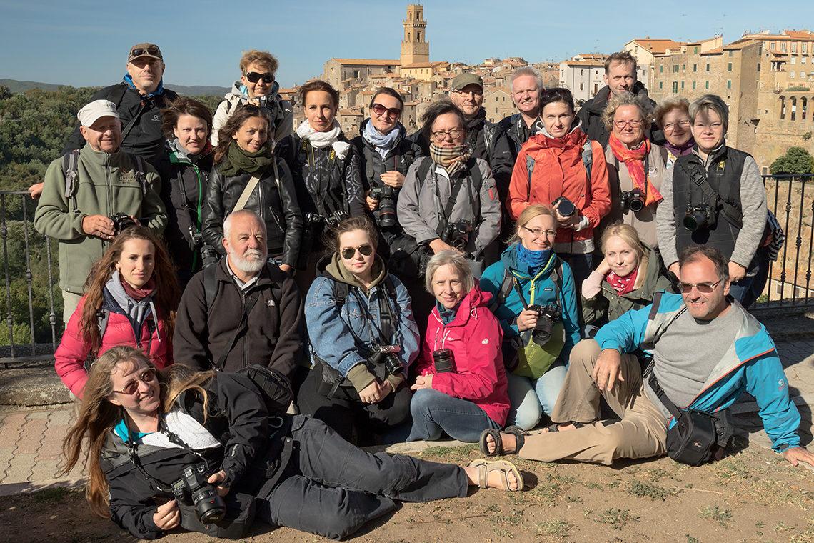 fotowyprawa do Toskanii