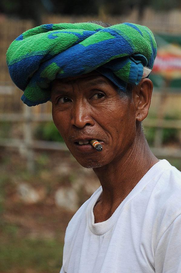 Birmańczyk, Birma, fot. Ula Kupińska