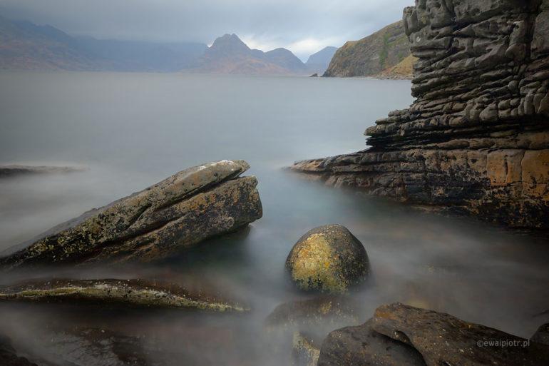 Złota kula z Elgol, Szkocja