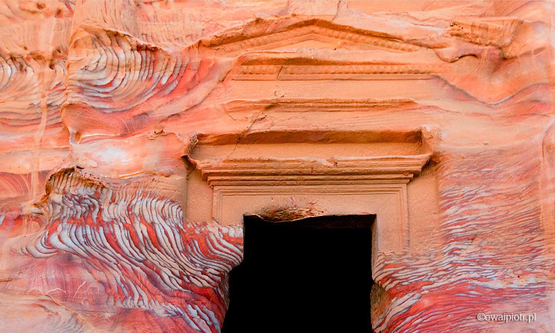 Grobowce Petry, Jordania