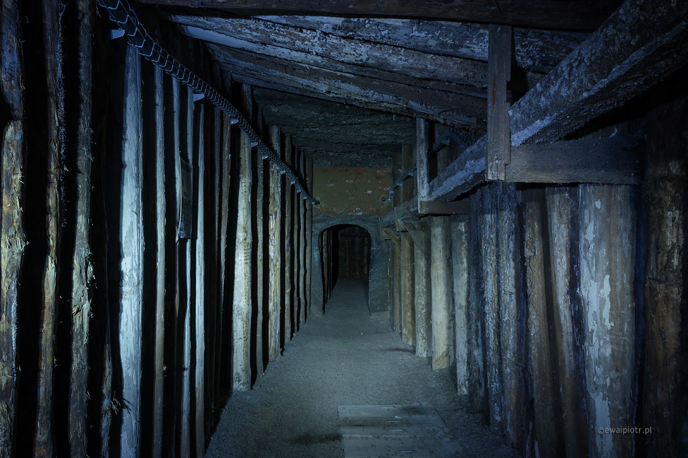 Światło na Trasie Górniczej, fotowarsztaty Wieliczka