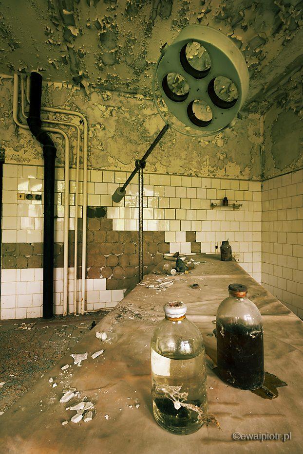 W szpitalu w Prypeci, Czarnobyl