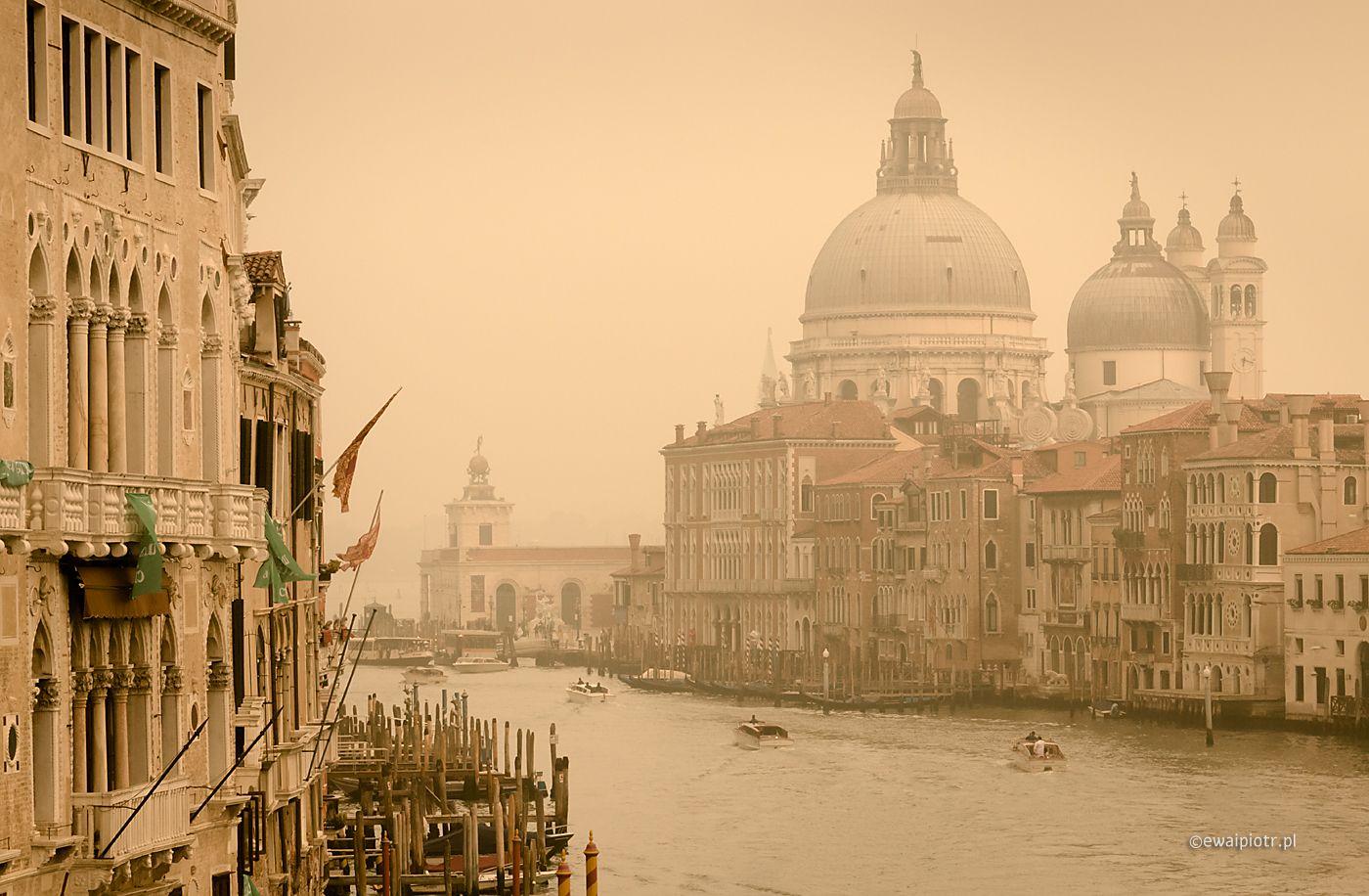 Pocztówka z Wenecji