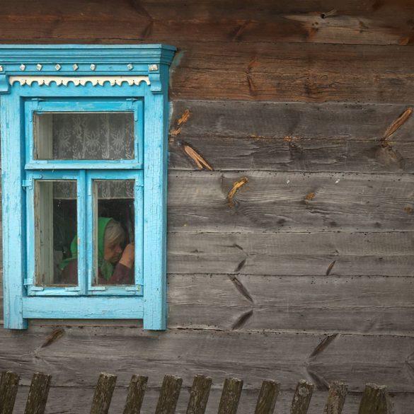 Babuszka i okienko, Polesie