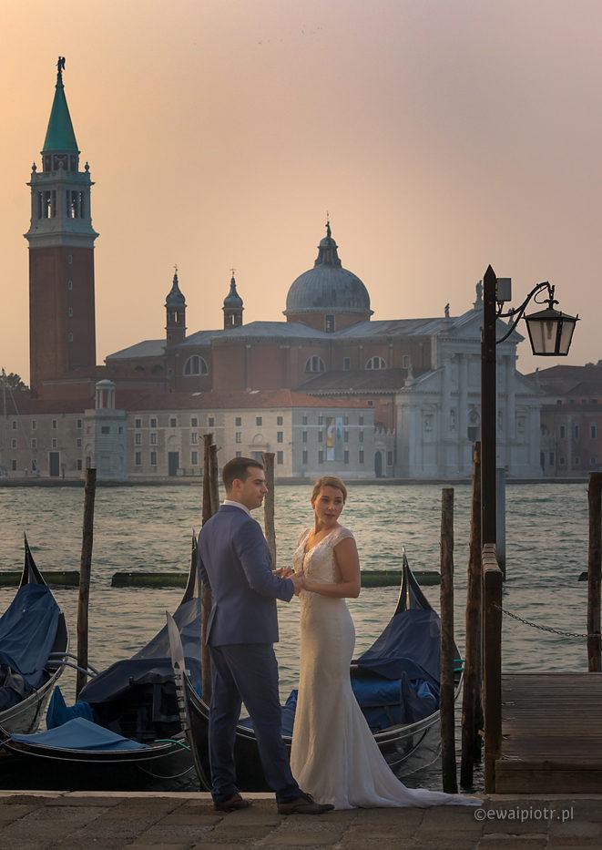 Wenecja romantyczna