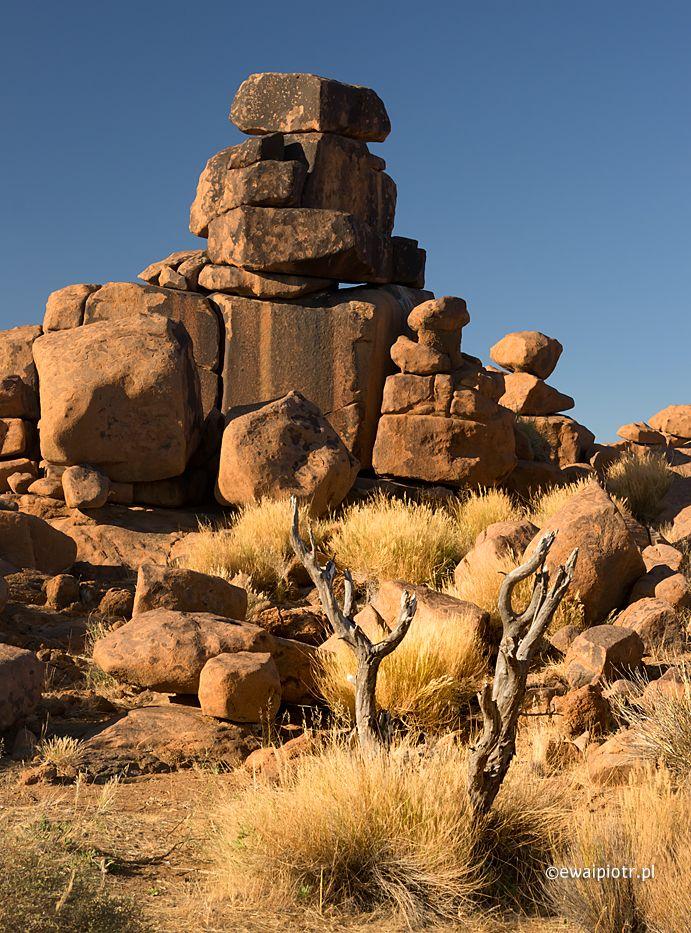 Devil's Playground, Fotowyprawa Namibia
