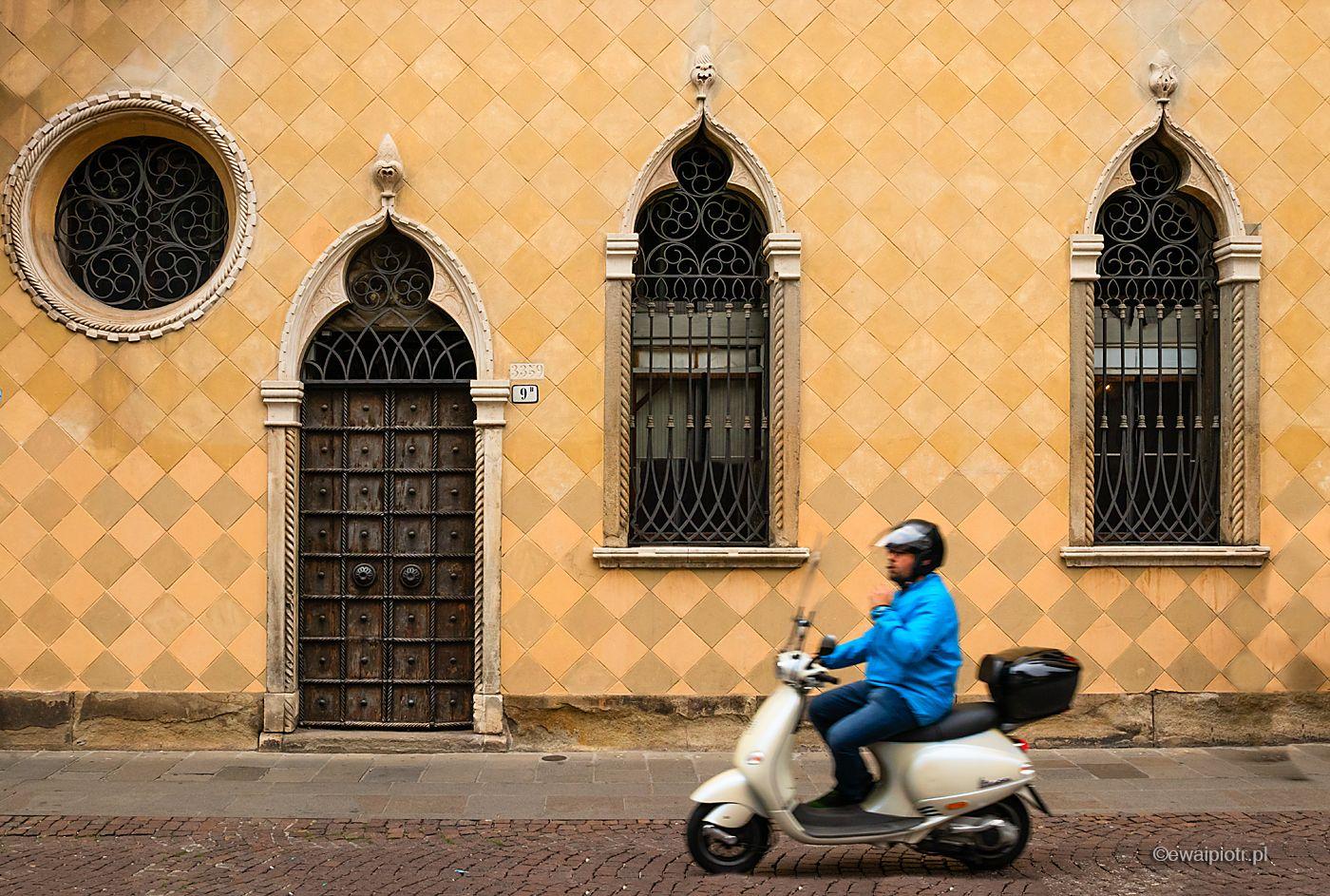 Na ulicach Padwy, Toskania, warsztaty fotograficzne