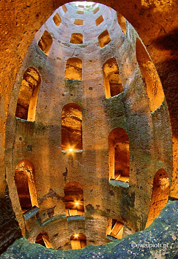 Studnia Świętego Patryka, Orvieto, Toskania