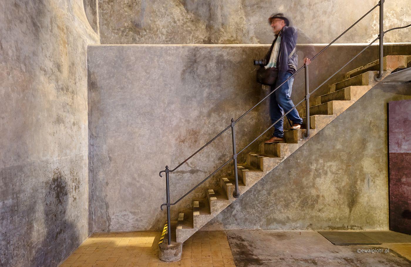 W Starej Cistirnie, Praga, podziemia, warsztaty fotograficzne
