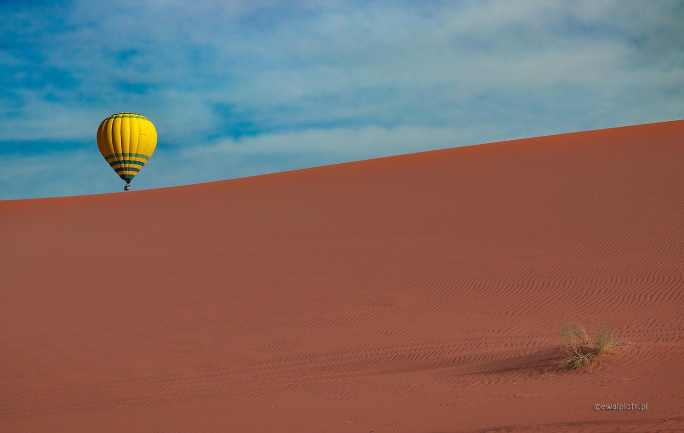 Wadi Rum, Jordania, do czego służy Adobe RGB