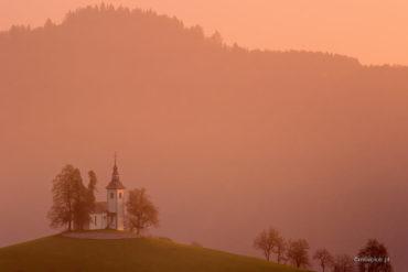 Kościół św. Tomasza, Słowenia, fotowyprawa