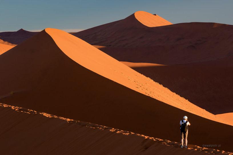 Kolory piasku, Namibia