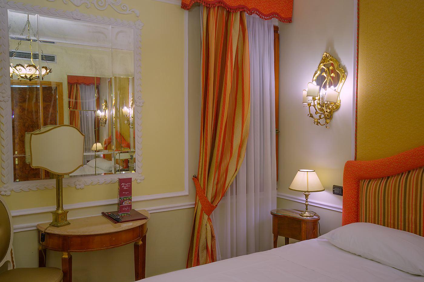 Hotel Arlecchino, Wenecja