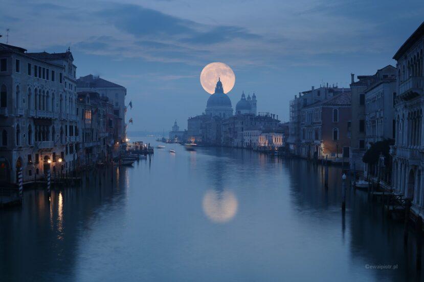 Księżyc nad Wenecją, warsztaty edycji zdjęć