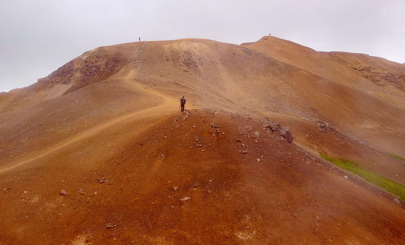 Wzgórza Kerlingarfjoll, Islandia