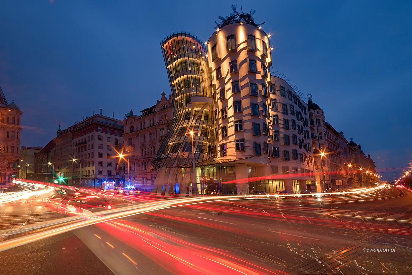 Tańczący Dom, Praga 2021