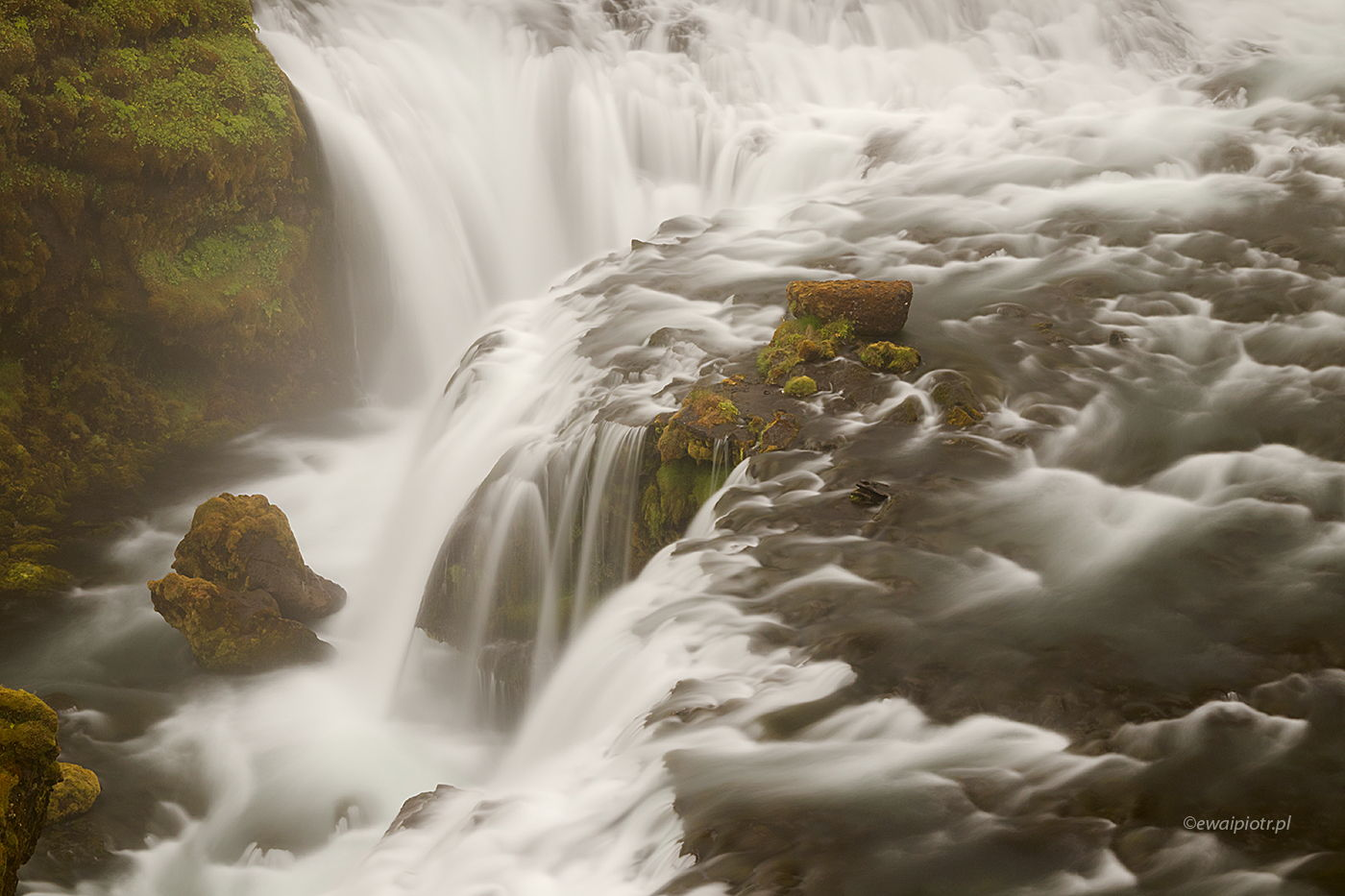 Wodospad Fosstorfufoss, Islandia