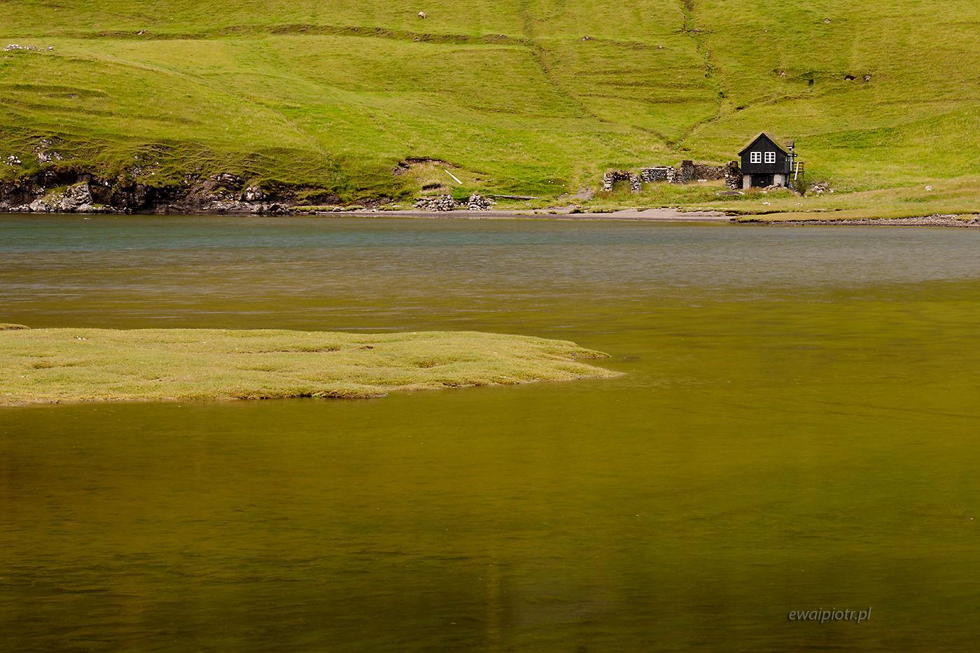 Laguna pod Saksun, Wyspy Owcze, warsztaty fotograficzne