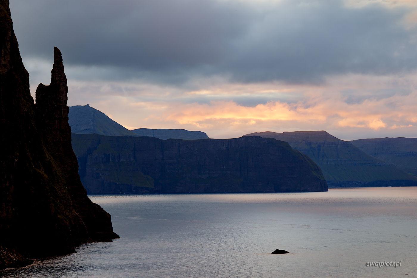 Trøllkonufingur - Palec Wiedźmy, Wyspy Owcze, fotowyprawa