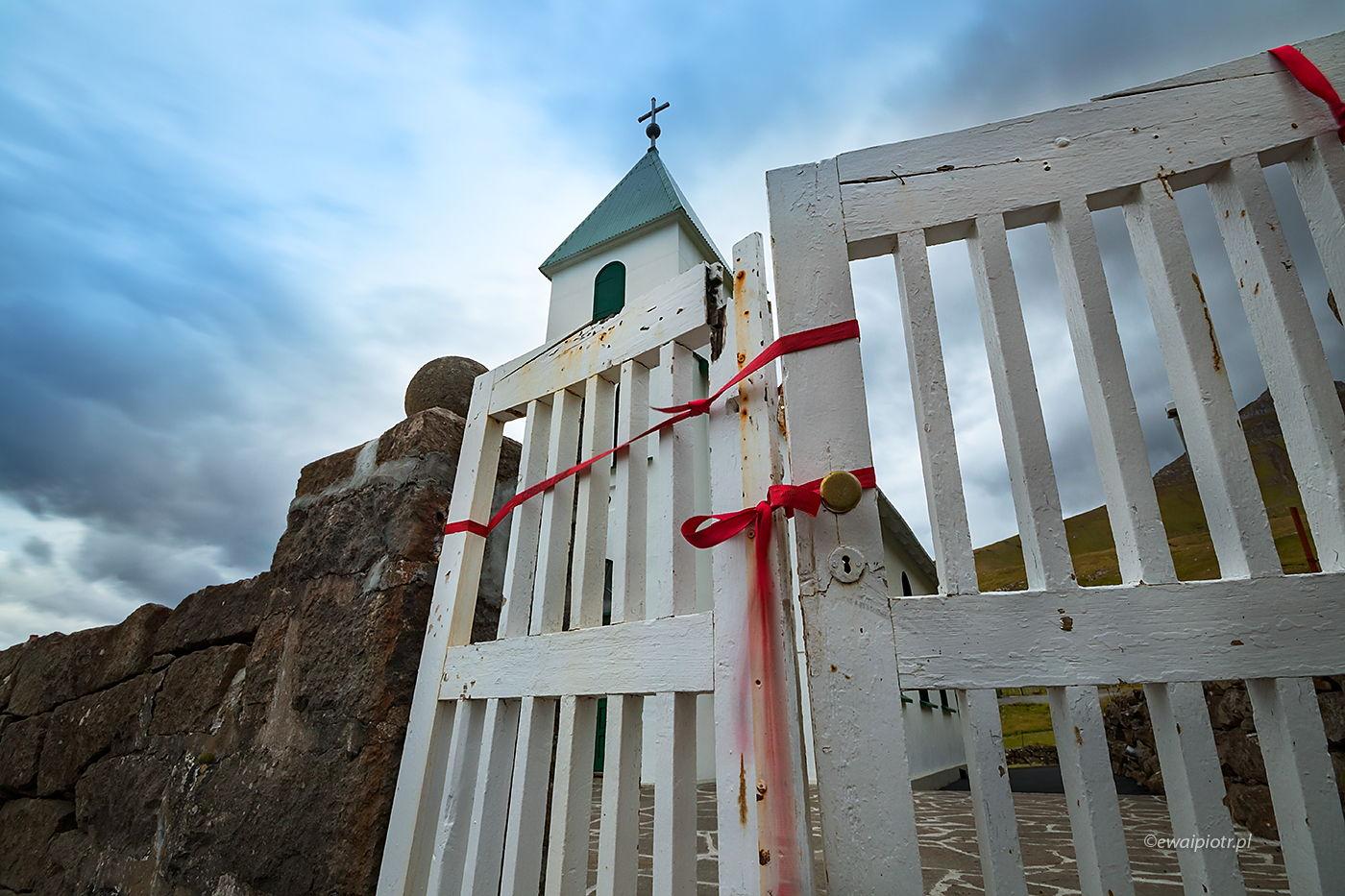 Kościół w Gjogv, Wyspy Owcze
