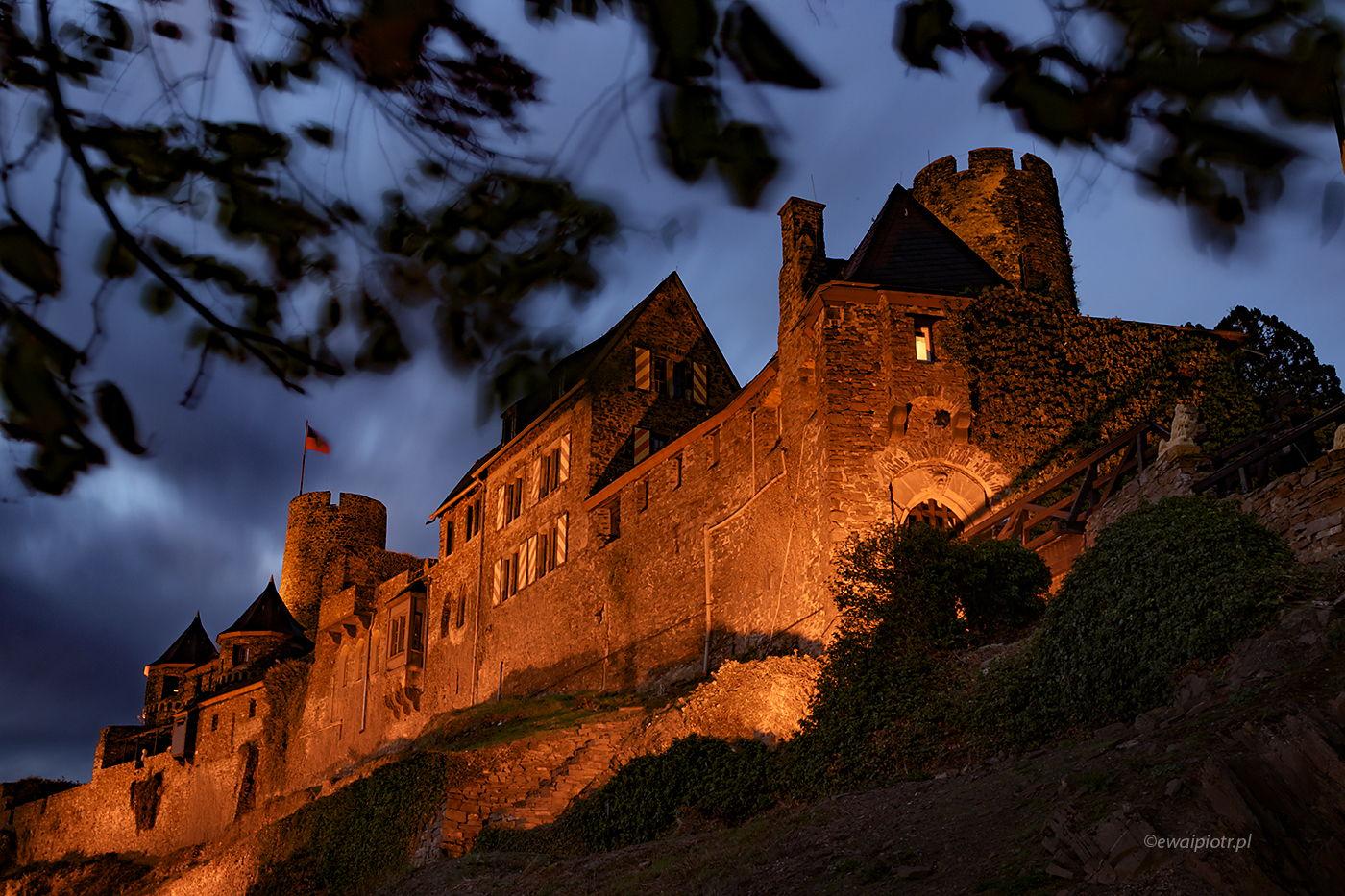 Zamek Thurant, Złoto Renu