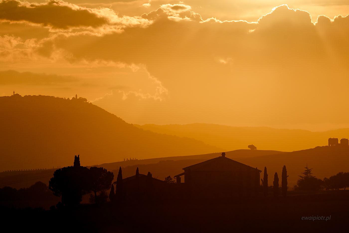Pod słońce, Toskania, warsztaty fotograficzne