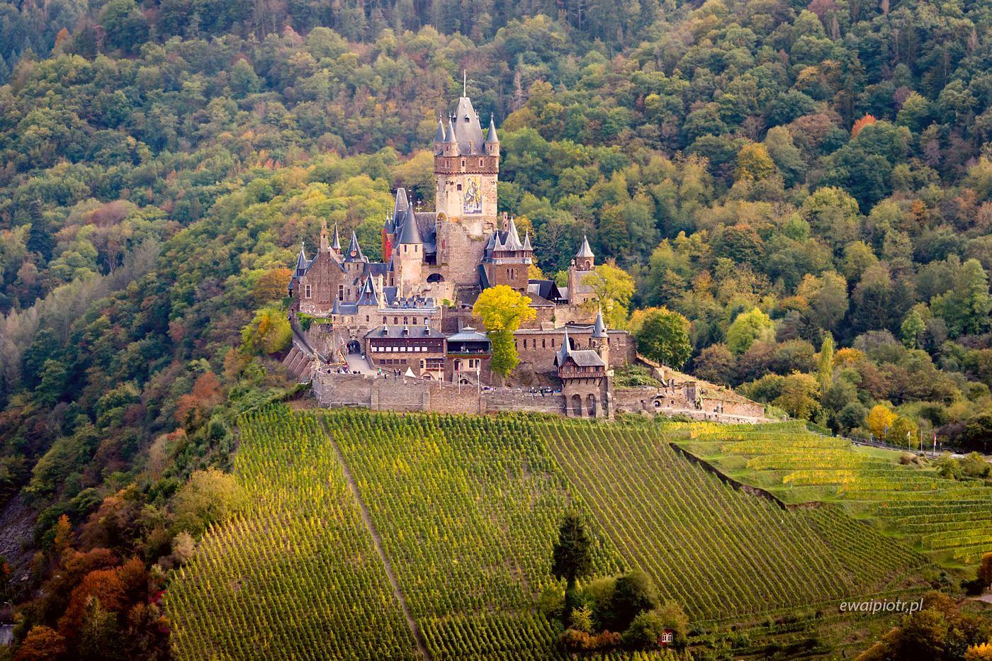 Zamek w Cochem, Zloto Renu, fotowyprawa