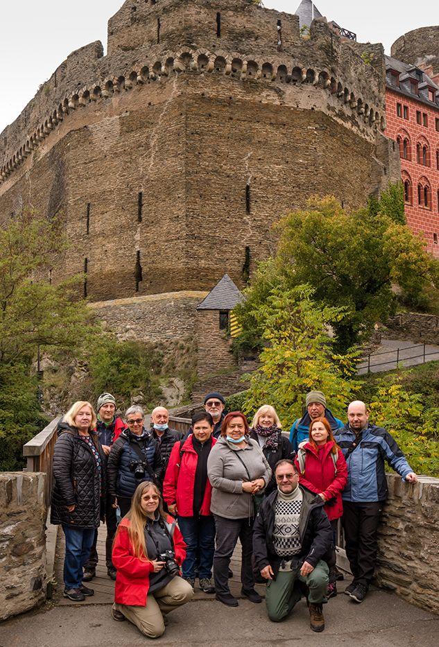 Uczestnicy fotowyprawy Zloto Renu 2020
