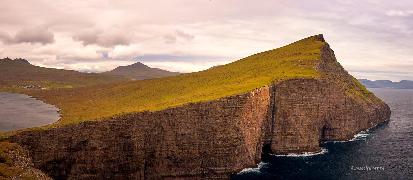 Panorama z Wysp Owczych