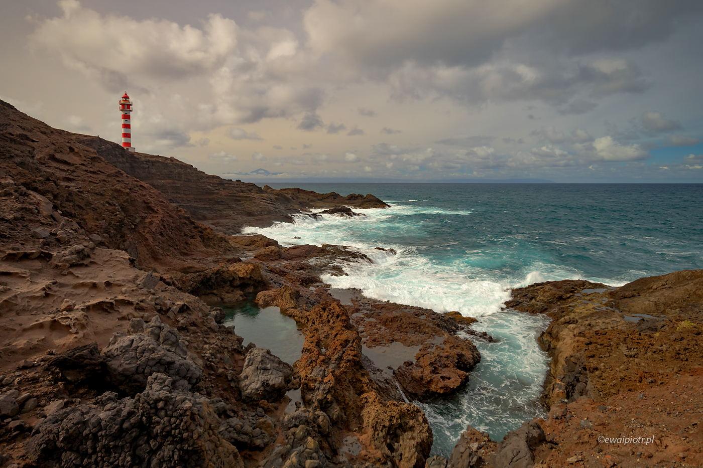 Krajobraz nadmorski, Wyspy Kanaryjskie
