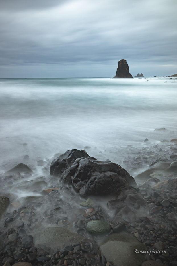Kamień bliski, kamień daleki, Teneryfa, Wyspy Kanaryjskie