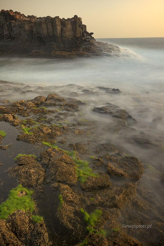 Skaliste brzegi, Fuerteventura, Wyspy Kanaryjskie