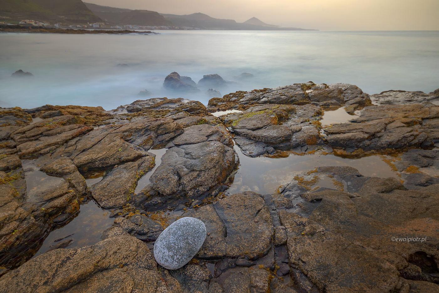 Kamień wśród głazów, Gran Canaria, Wyspy Kanaryjskie