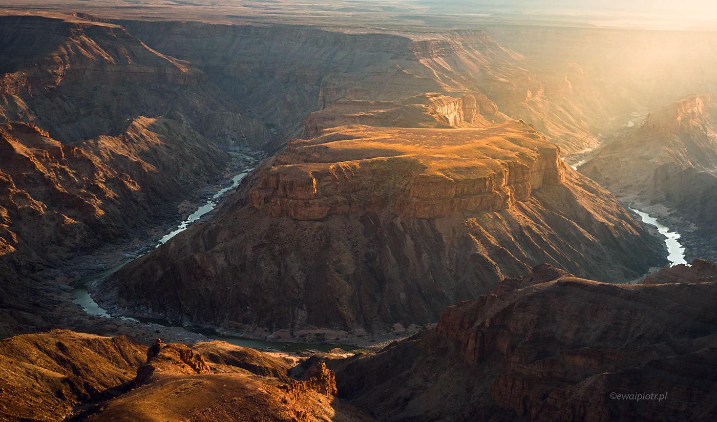 Wielki Kanion Rzeki Rybnej, Namibia