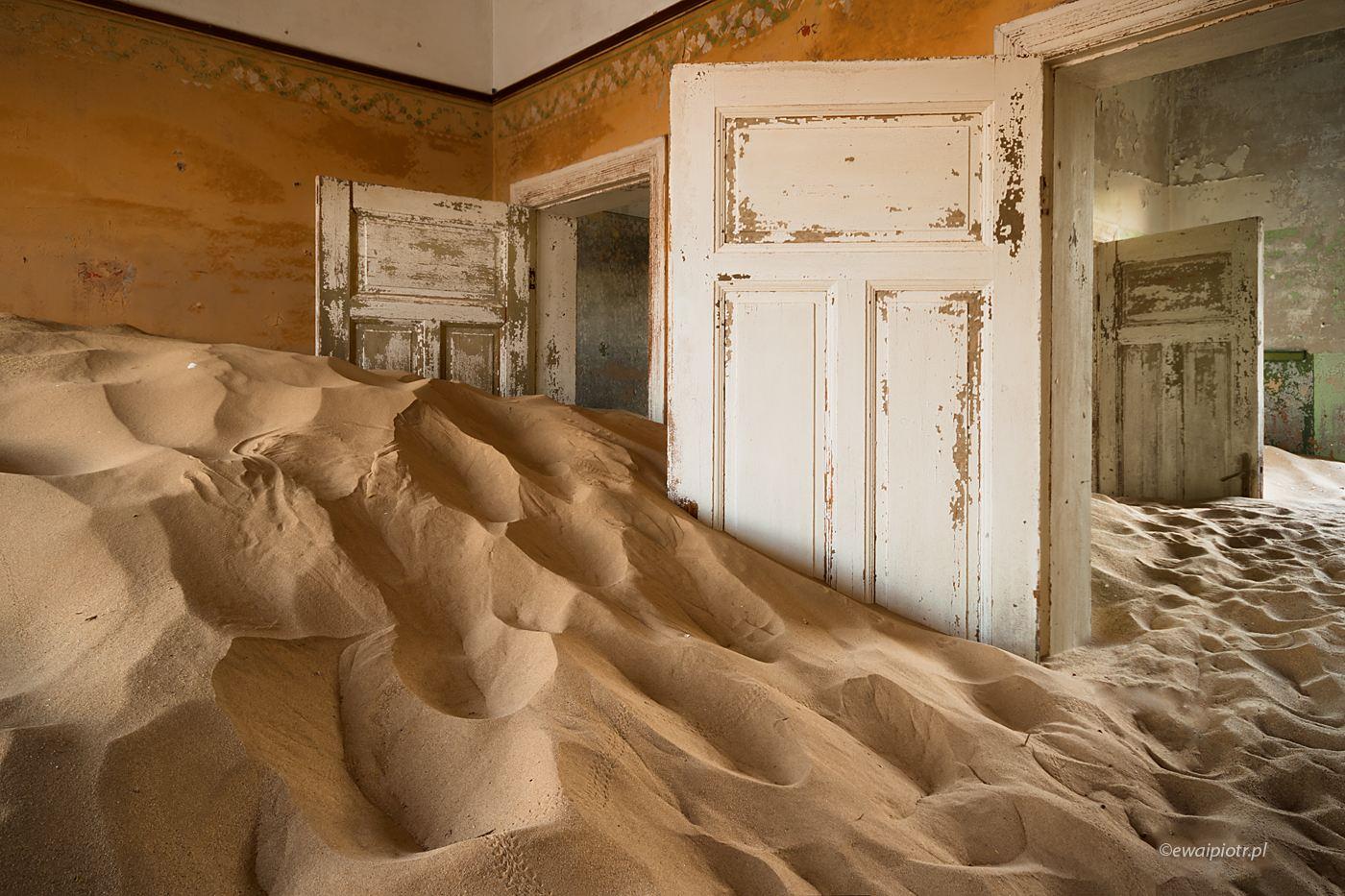 Drzwi na pustynię, Namibia