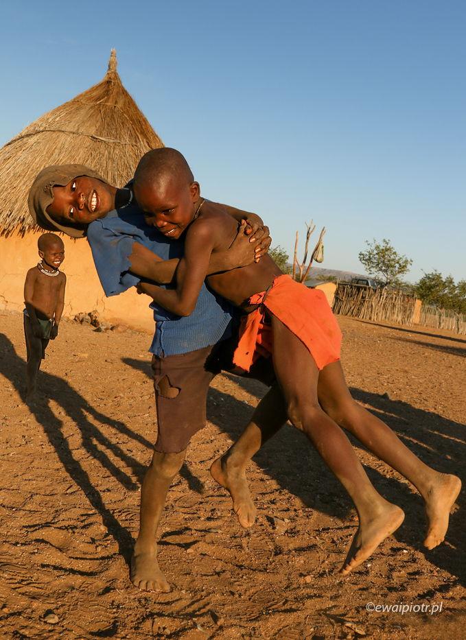 Dziecięce zabawy, Namibia