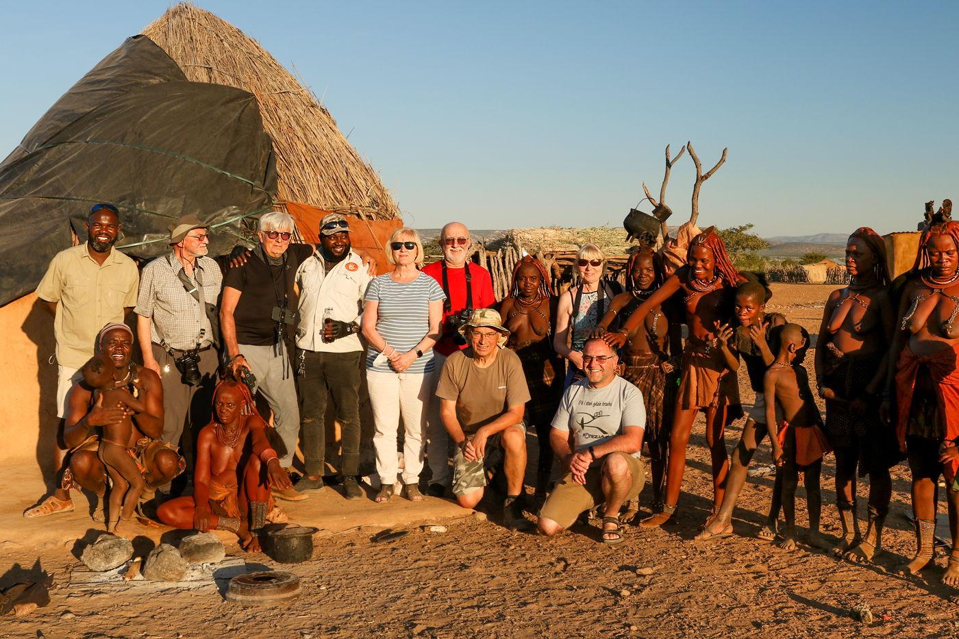 Fotowyprawa z Himbami, Namibia