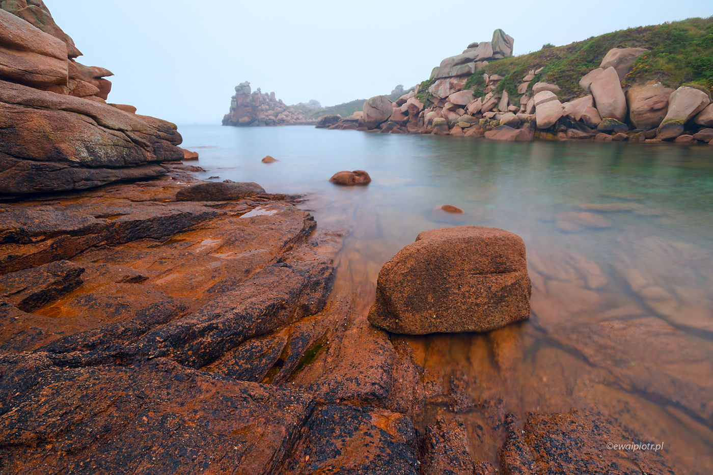 Na wybrzeżu, Bretania, jak patrzeć fotograficznie