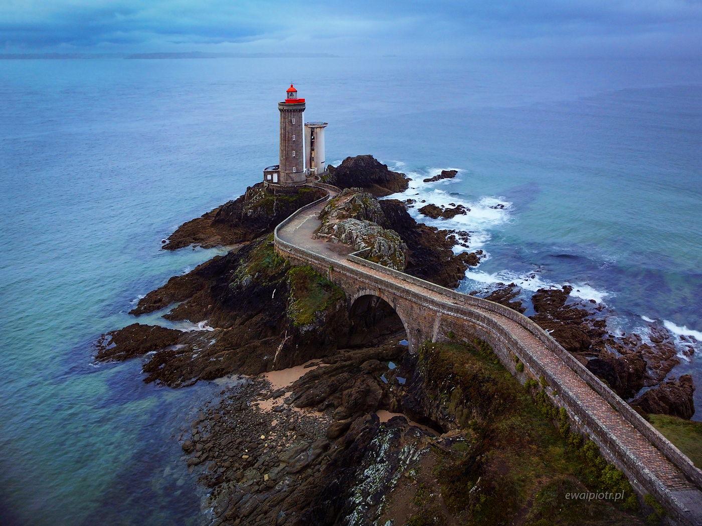 Latarnia morska Petit Minou, Bretania