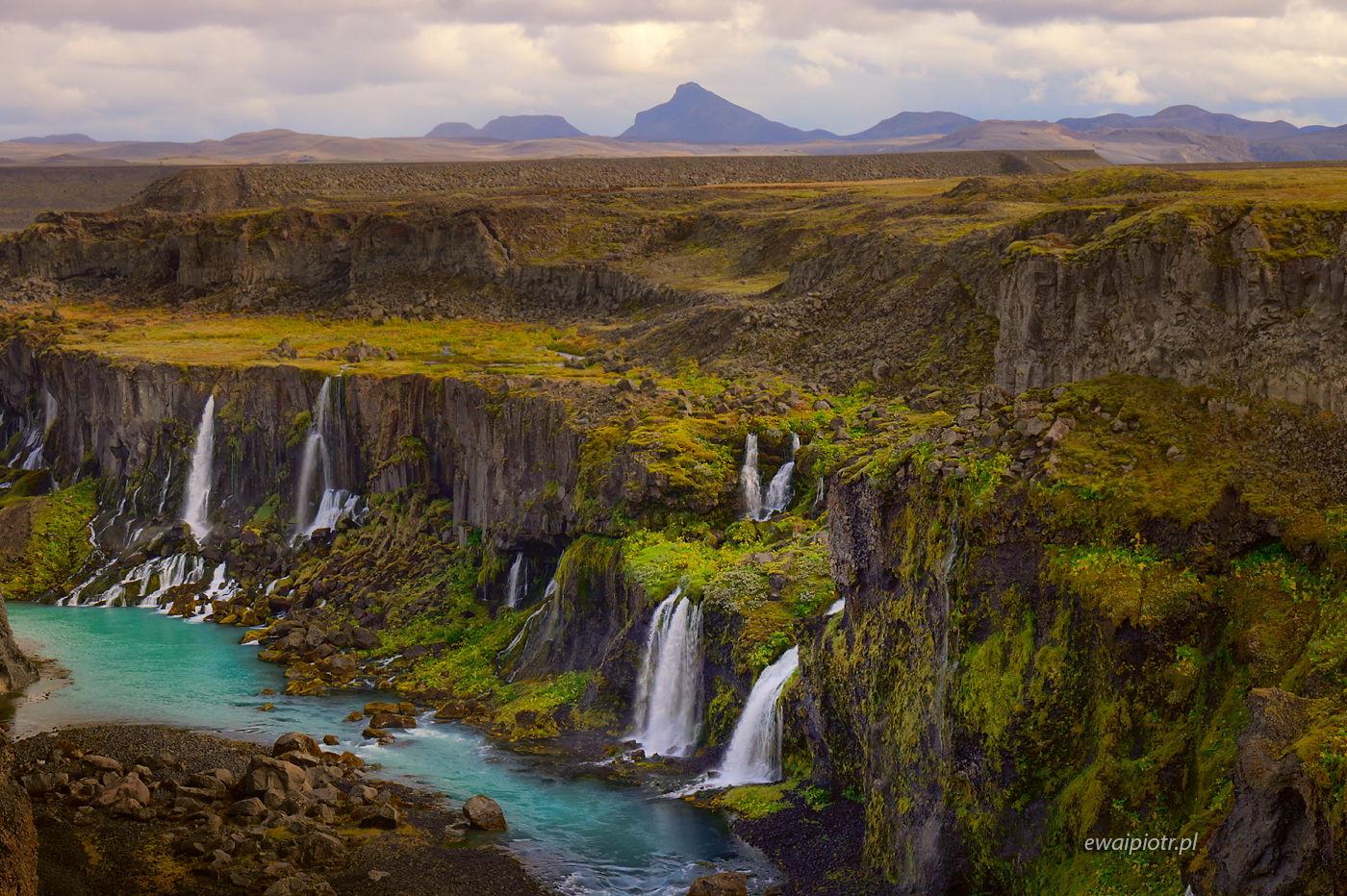 Dolina Łez, Islandia, Sigöldugljufur, fotowyprawa